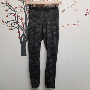 FABLETICS POWERHOLD High Rise Camo Leggings XS